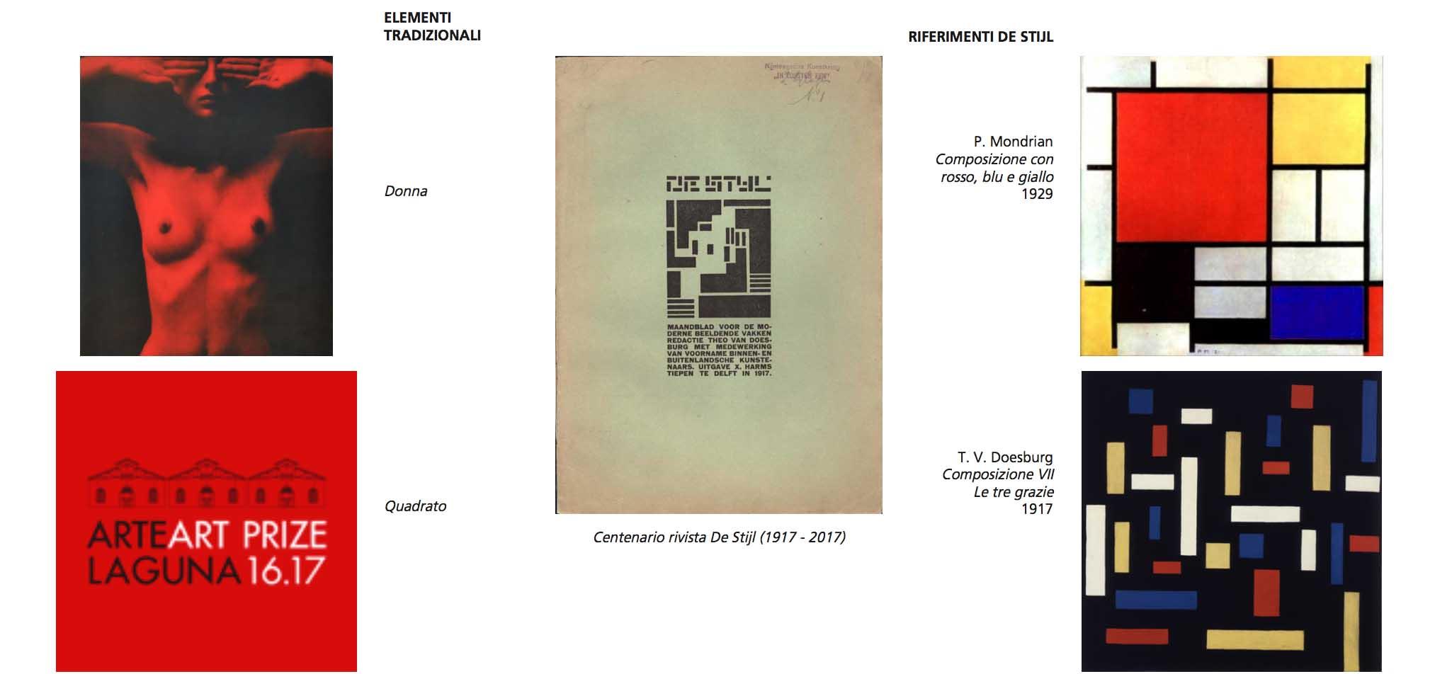 Antonio Polato IUSVE - Arte laguna brief 2016
