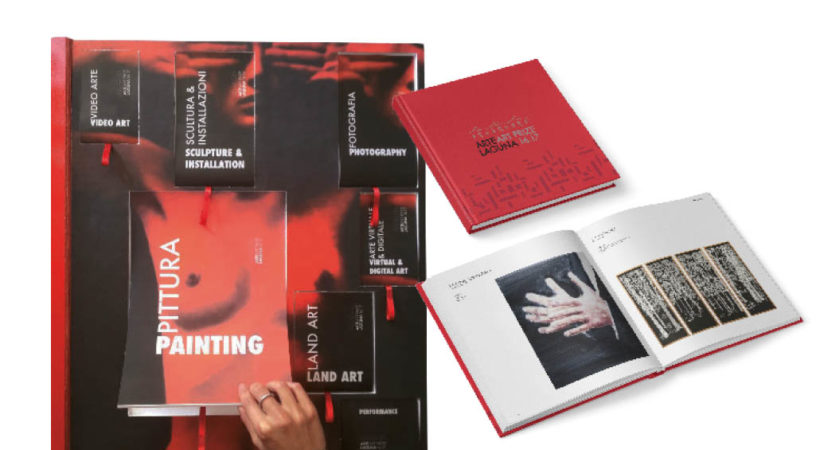 Antonio Polato IUSVE - arte laguna prize catalogo 2017