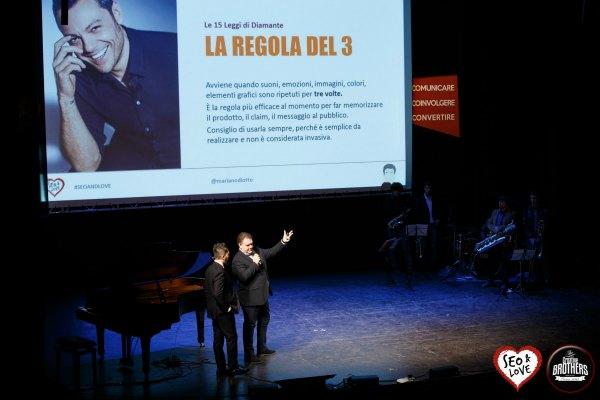 Antonio Polato Slide dei relatori per Seo&Love 2018
